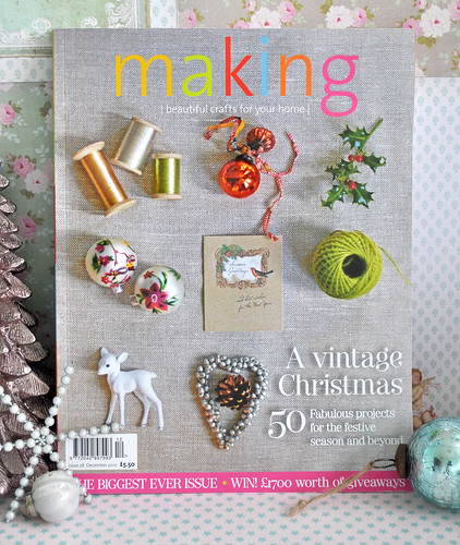 Making- A Vintage Christmas