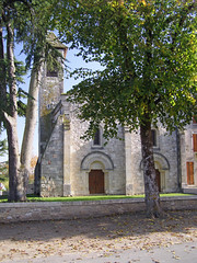 Saint Sardos - L'Eglise 01