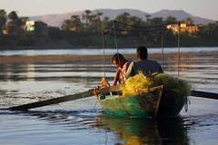 water, vehicle, sea, river, watercraft rowing, boating, reflection, morning, watercraft, fisherman, boat, waterway, paddle,