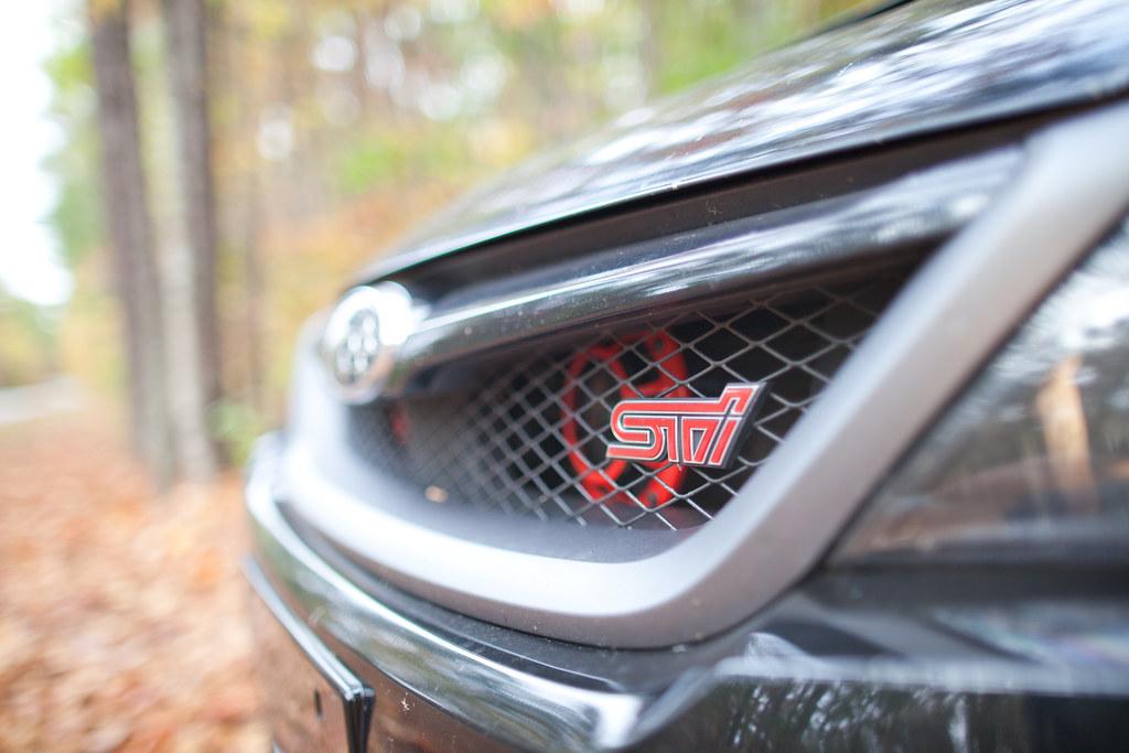 2011 Subaru Impreza WRX STI  - Fall