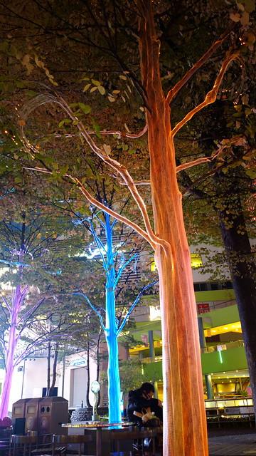Tokyo dome city Illumination 5