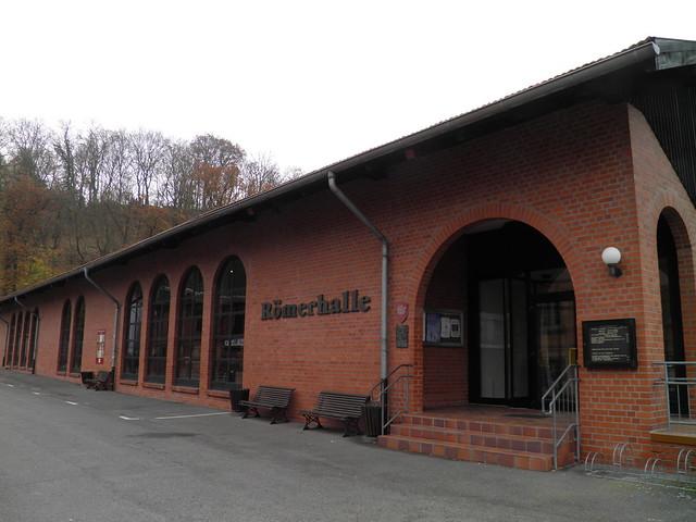 Römerhalle, Bad Kreuznach, Germany