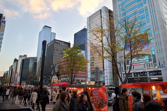 Gangnam District , Seoul, Tour, Korea   Flickr - Photo ...