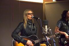 Aimee Mann in SoundOpinions studio