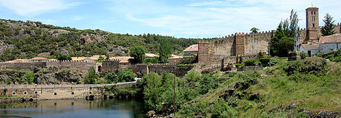 Recinto amurallado de Buitrago del Lozoya (Madrid)