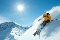 Arlberg: 460 km endorfinu