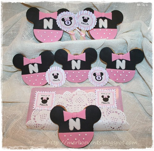 Kit Imprimible Minnie. Merbo Events