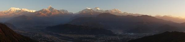 rebecca saw - kathmandu nepal - air asia x - sunrise