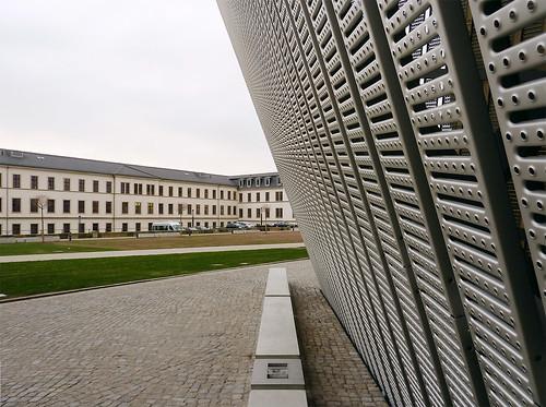 Militärhistorisches Musem Dresden, Umbau Daniel Libeskind Architekten, 2011. / 11/2011