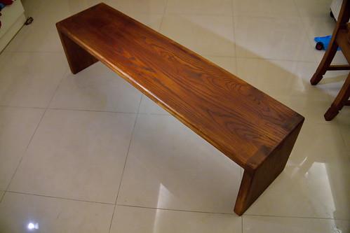 木工 板凳 20121122_1