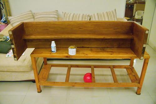 木工 板凳 20121123_4