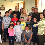 Vassula in Lebanon and Syria 2010
