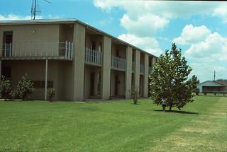 Texas   -   Bergstrom AFB   -   Austin   -   Jessica's in the Tree   -   July 1976
