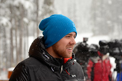Dustin Cook in Lake Louise (Nov. 2012)