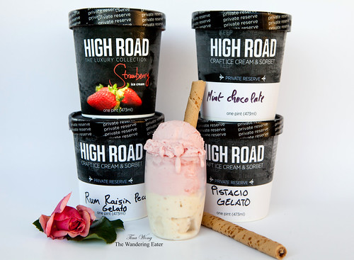 High Road Craft Luxury Ice Creams