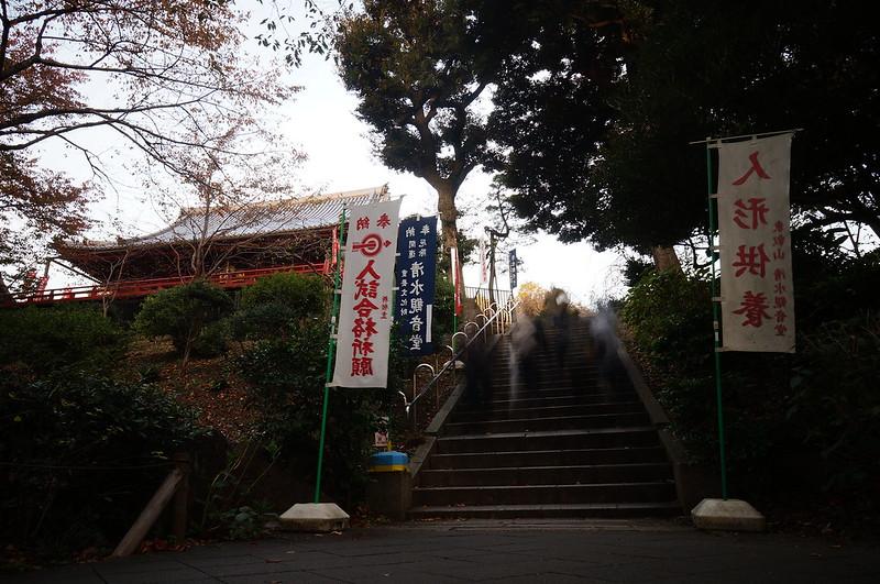 上野清水坂