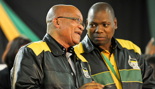 KwaZula Natal Provincial Premier and ANC leader Zweli Mkhize has said President Jacob Zuma will be renominated to lead the African National Congress ruling party. The statement was made at a nominating conference for the party. by Pan-African News Wire File Photos