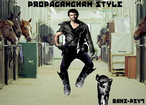 PROPAGANGNAM STYLE 6 by Colonel Flick