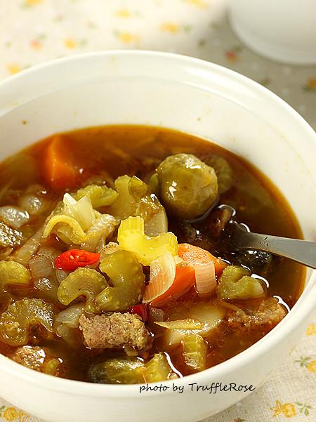 洋華夫妻的兩鍋肉丸湯 & 吵架的肉丸-1211