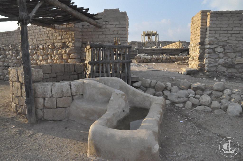 12-19 ноября 2012, Археологическая экспедиция в Израиль преподавателей и студента СПбПДА