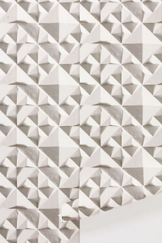ANTHROPOLOGIE WALLPAPER GEOMETRIC