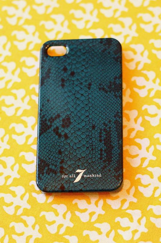 7FAM iphone case