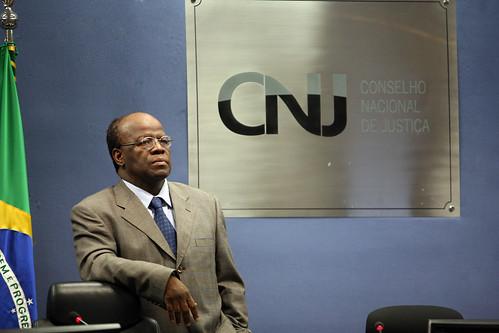 Ministro Joaquim Barbosa abre Ano Judiciário nesta sexta-feira