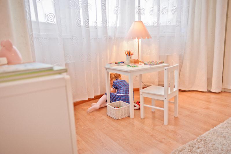 Vera at home