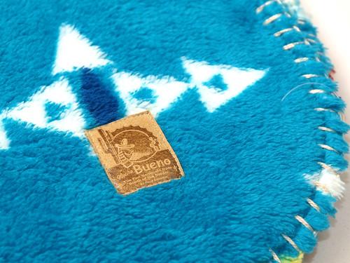 Mucho Bueno / Boa Fleece Blanket