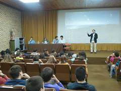 Charla Coloquio Bachilleres 2012