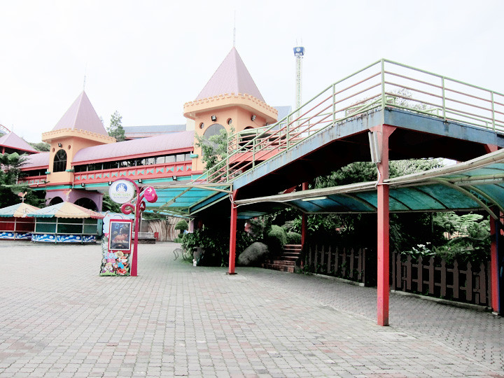 genting outdoor themepark