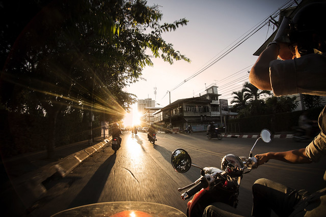 Why I am NOT Renting a Scooter in SE Asia