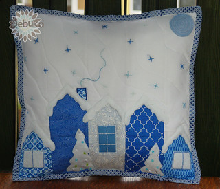 Holiday Lane Pillow Blog Hop