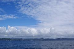 Seascape and Beaches from Te Harinui, 2012