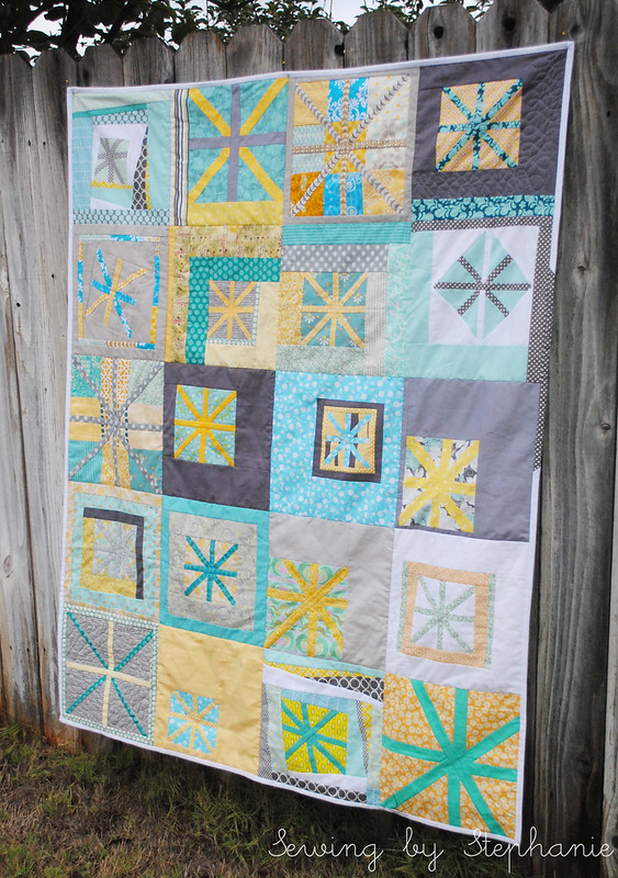 August do. Good Stitches Quilt