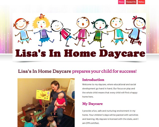 Lisa's In Home Daycare