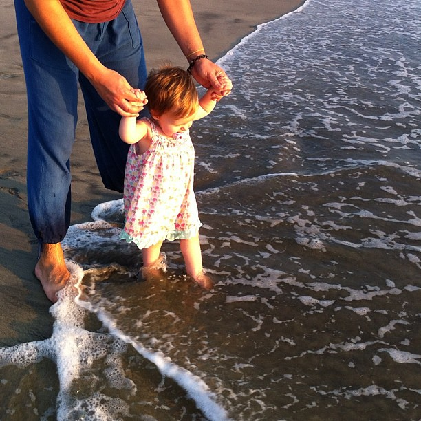 discovering the ocean (01dec). #nofilter