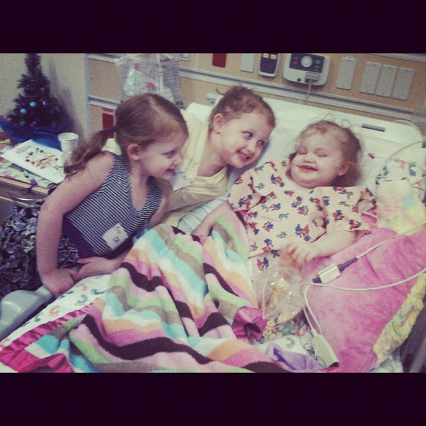 #gingerfight best faces ever :) #reesey #prayersforreesey  #sistersarethebestmedicine