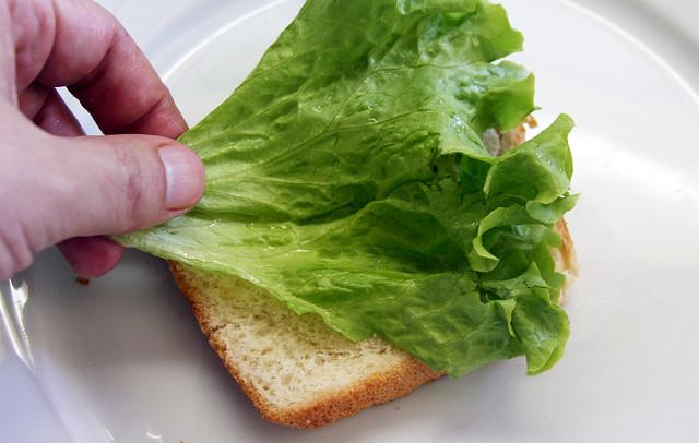 Sandwich de Atún 112