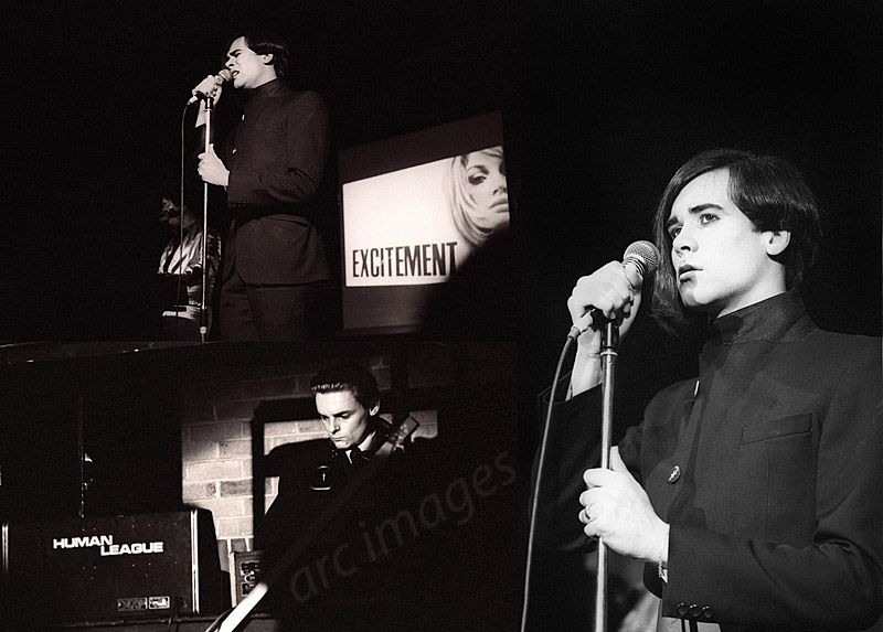 Human League, Sheffield Poly 1979
