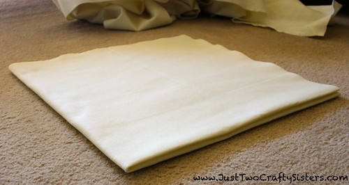 Making a tree skirt
