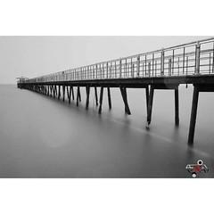 الجسر مستهلك بس حبيت اصوره  من تصوير اليوم الاعدادات والادوات حق خواني المصورين    Exposure 6 mnts  F/ 7.1 Iso 100 Image style contrast 4- Lee big stopper #nawafArt #NawafGalaxy