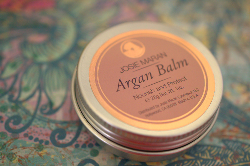 My newest obsession: Josie Maran Argan products