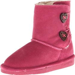 BEARPAW Trish Boot for Little Kid and Big Kid