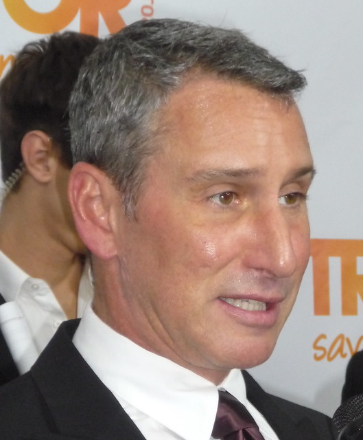Header of Adam Shankman
