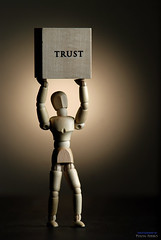 Trust is a Heavy Burden