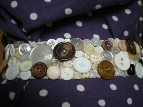 Button Belt