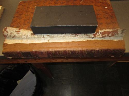 Diderot- hinge repair