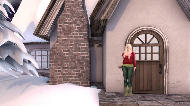 Frostbite Cottage from Trompe Loeil for COLLABOR88