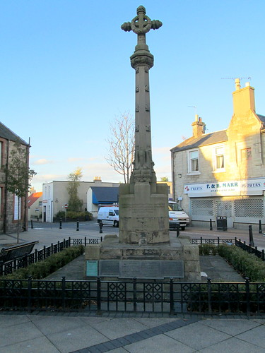 War Memorial, Tranent, East Lothian